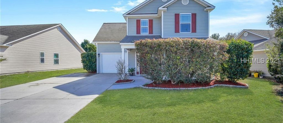 TOP 5 LISTINGS IN BLUFFTON NEW TO THE MARKET UNDER $300K