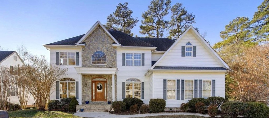 TOP 5 TWO STORY HOMES IN WICOMICO COUNTY