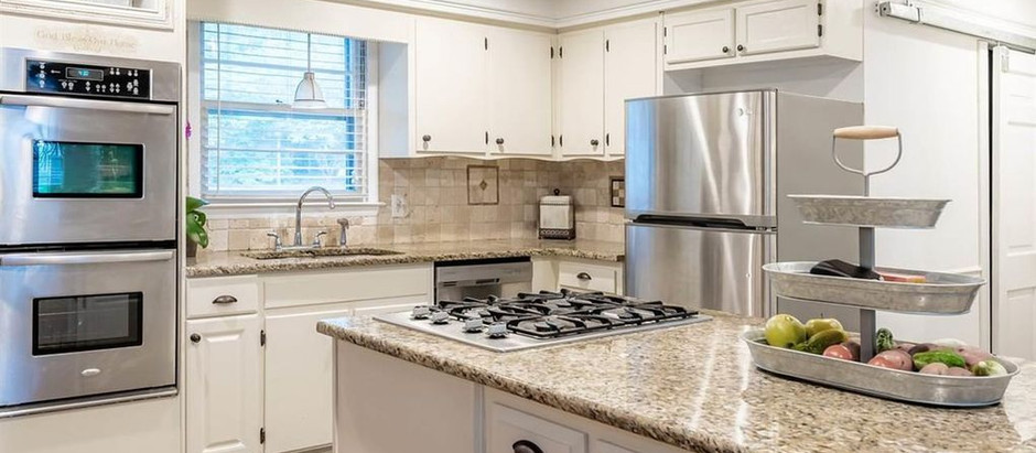 TOP 5 NEWEST LISTINGS FEATURING AWESOME KITCHENS