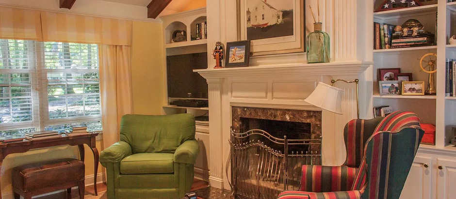 TOP 5 HOMES IN SALISBURY FEATURING COZY FIREPLACES