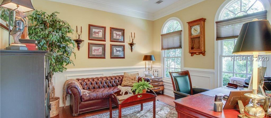 TOP 5 LISTINGS PERFECT FOR THE WORK AT HOME LIFESTYLE