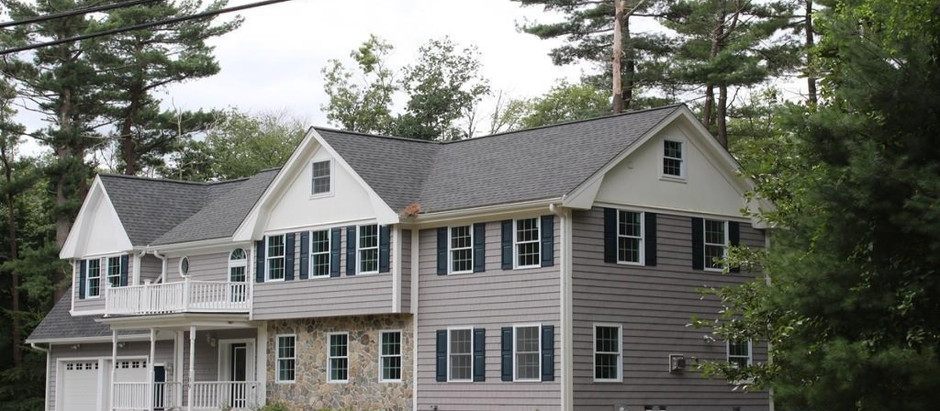 TOP 5 NEW CONSTRUCTION HOMES ON THE SOUTH SHORE