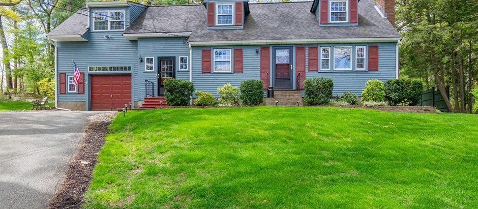 TOP 5 NORFOLK COUNTY CAPE STYLE LISTINGS