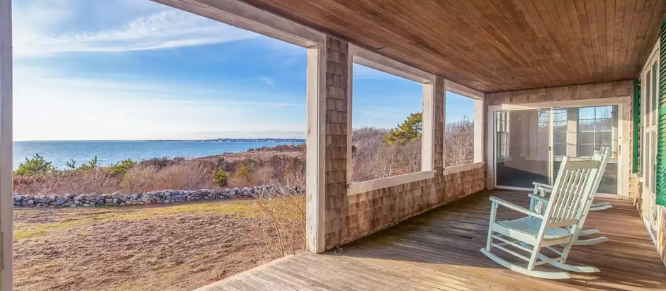 TOP 5 WATERFRONT LISTINGS IN YARMOUTH
