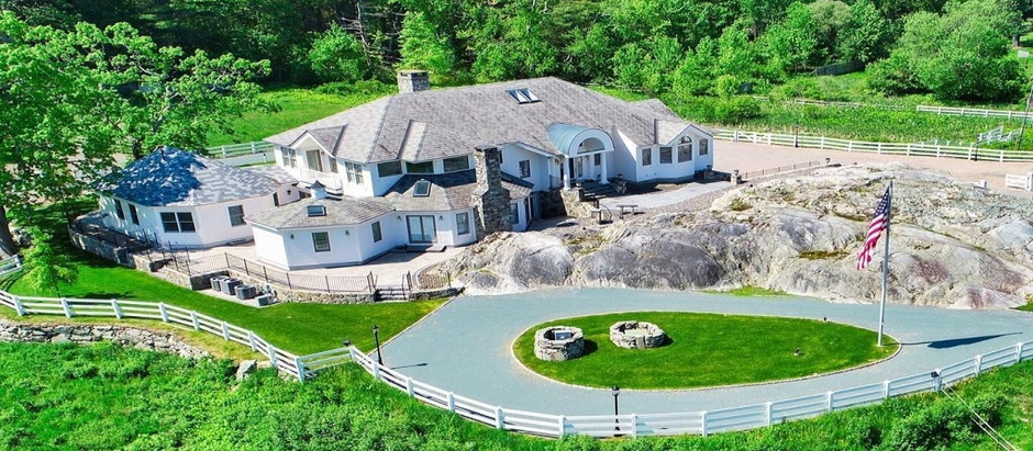 PRIVACY ABOUND, HOMES WITH 5+ ACRES IN NORFOLK COUNTY