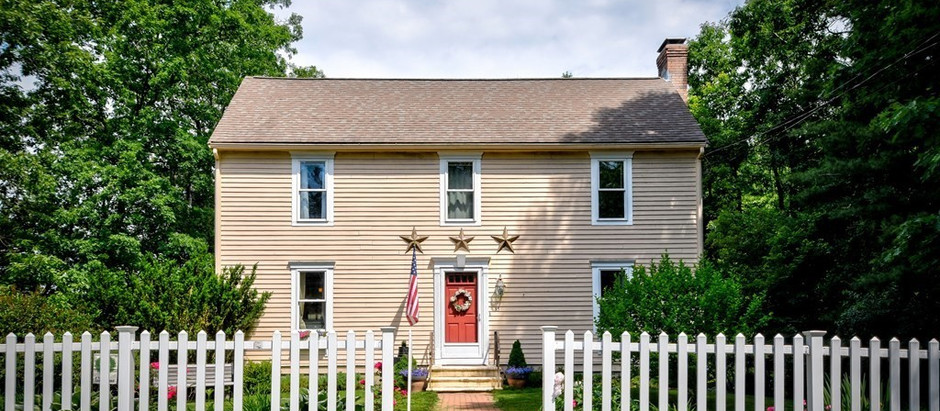 TOP 5 PICTURE PERFECT NEW COLONIAL LISTINGS