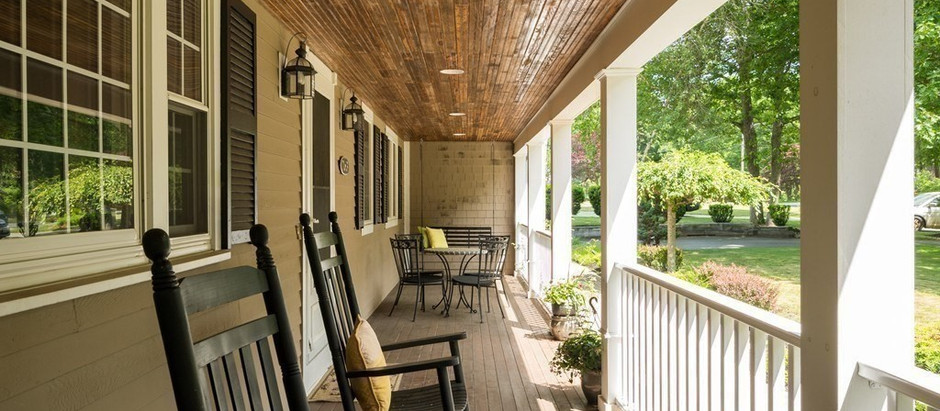 TOP 5 SOUTH SHORE LISTINGS WITH FARMERS PORCHES