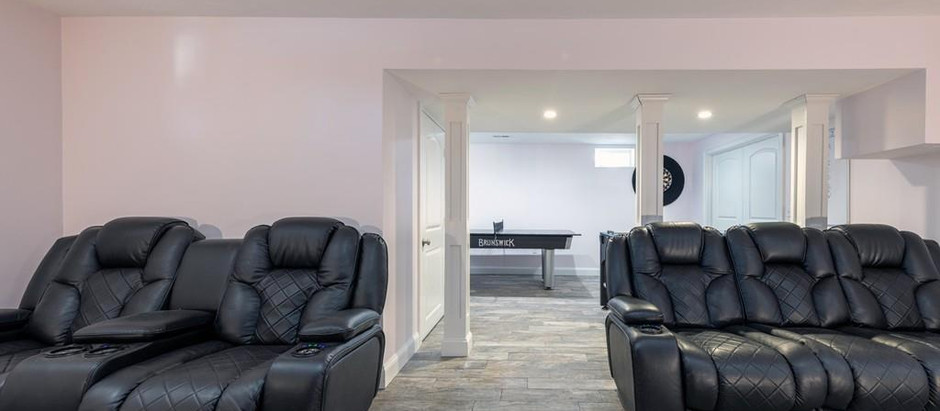 TOP 5 LISTINGS UNDER $700K WITH A FINISHED BASEMENT