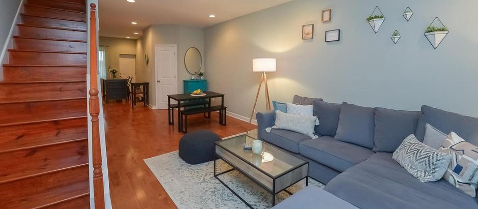 TOP 5 TOWNHOUSE LISTINGS IN RITTENHOUSE SQUARE