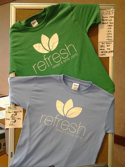 Refresh T Shirt