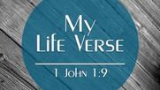 My Life Verse
