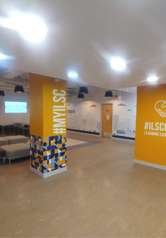 School wall Graphics and Branding toronto
