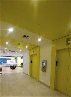 Elevators and wall full wraps