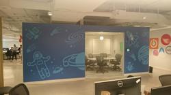 Digital printing Wall mural