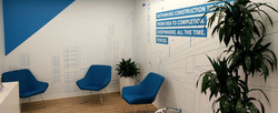office wall graphic decor