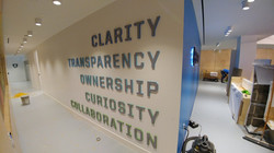 3D wall Graphic Office