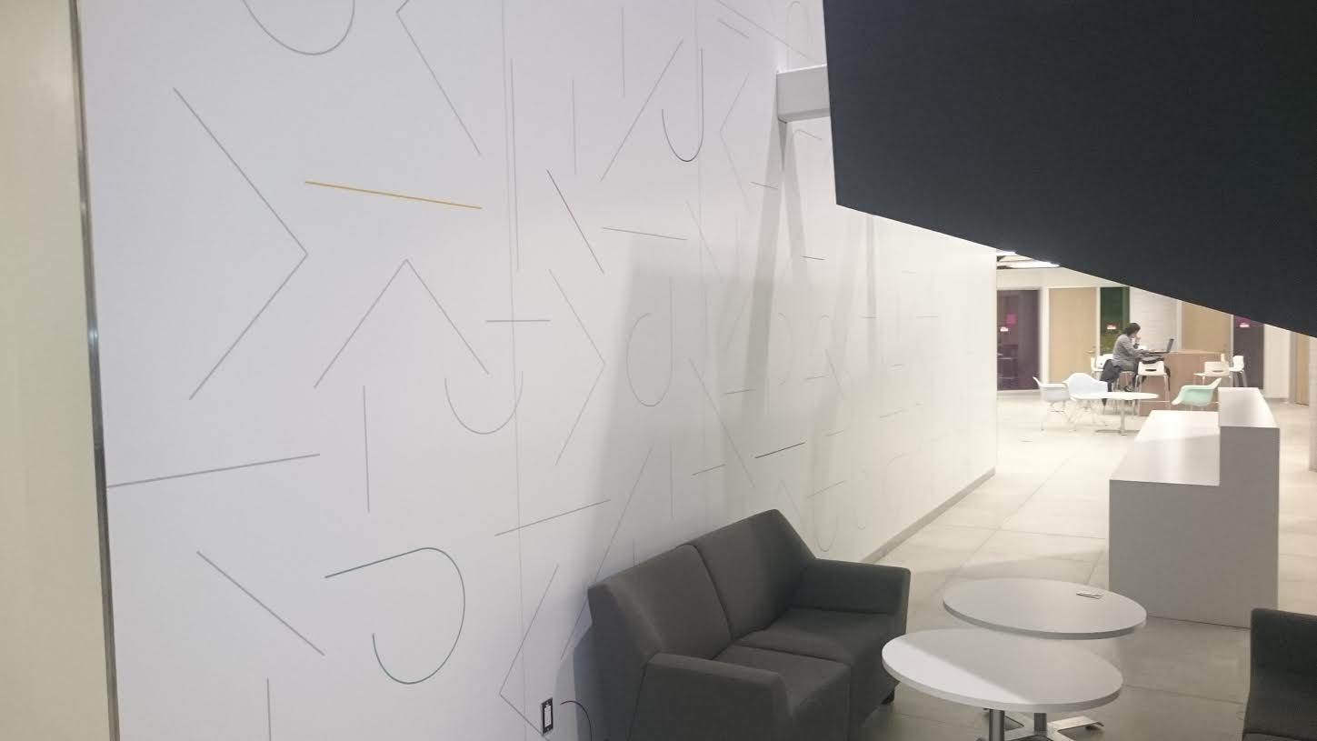 Wall Graphic Mural