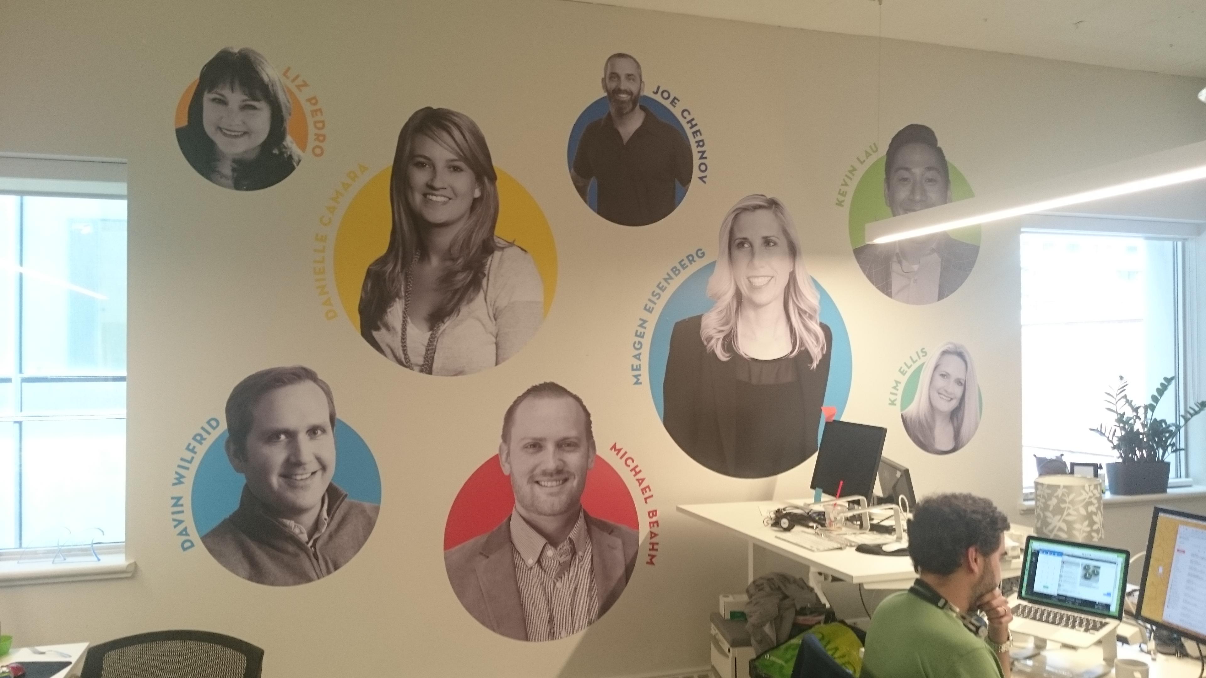 Office branding Toronto
