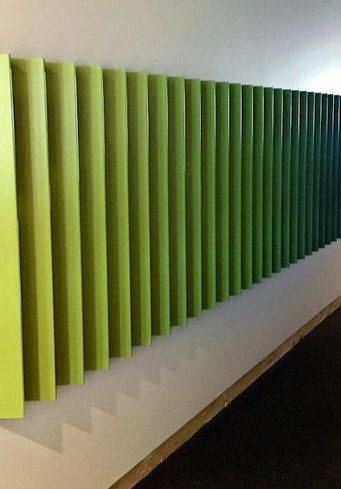 Fin Wall Graphic Manufacture
