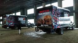 Truck Wrap Toronto