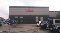 Sign design production and install in mississauga