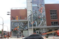 Building exterior wrap