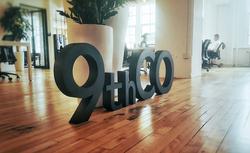 3D Reception Sign Toronto
