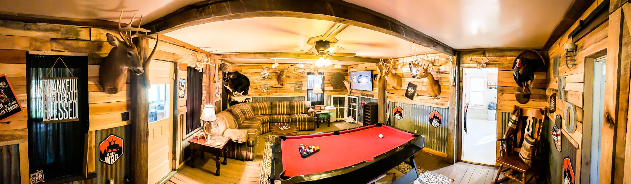 Camp Living Room