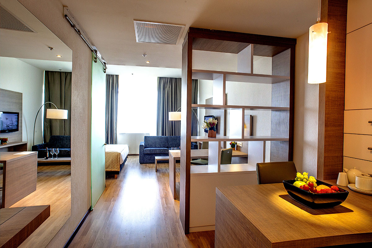 Serviced Apartments RAMADA ENCORE Kiew