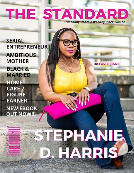 Stephanie D. Harris EPK.png