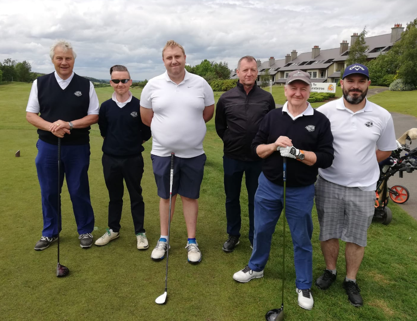 All Ireland Fourball Home Team 160619
