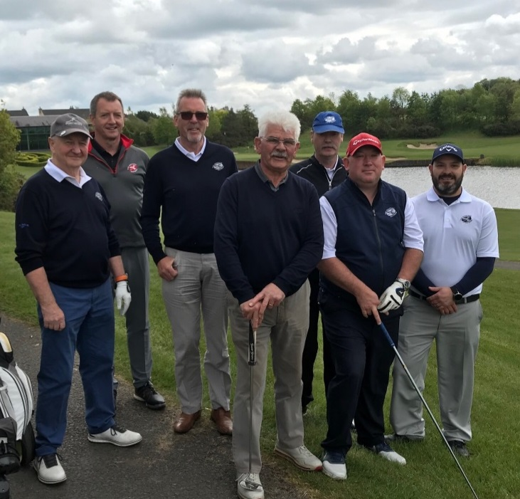 All Ireland Fourball Home Team 190519