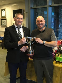 2019 Club Championship Winner Cat 1 Stua
