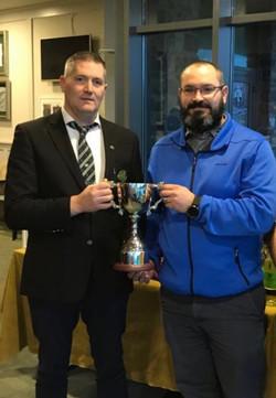 2019 Club Championship Winner Cat 3 Coli