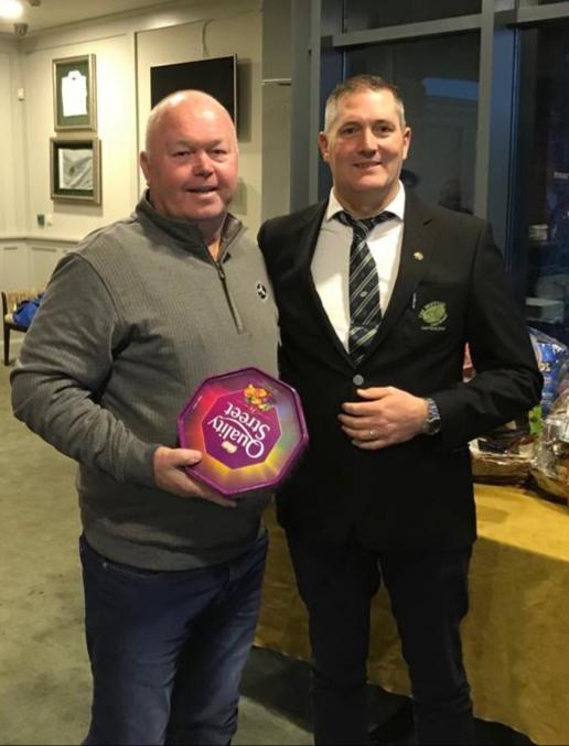 Hamper 2019 Spot Prize Winner John
