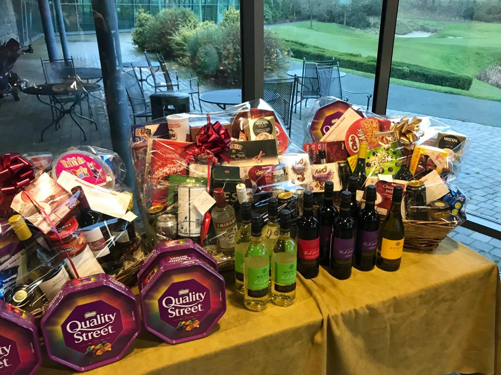 2019 Hamper Prizes on Offer