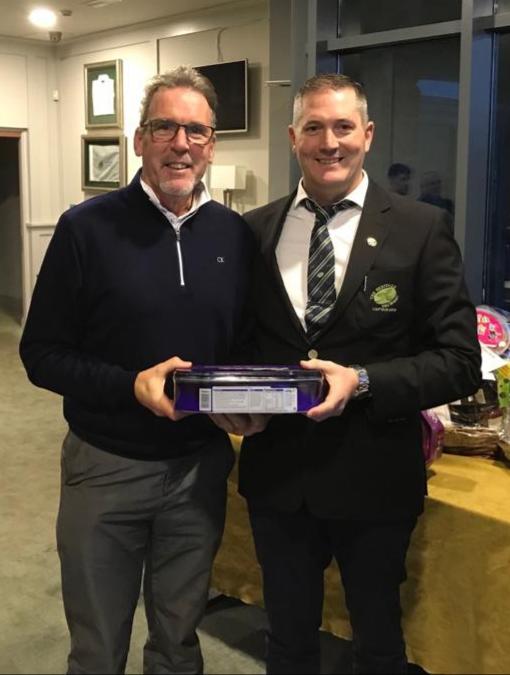 Hamper 2019 Spot Prize Winner Jim