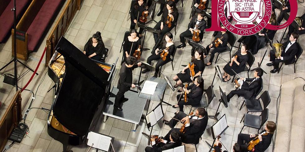 Manhattan School of Music Centennial Opening Day Celebration