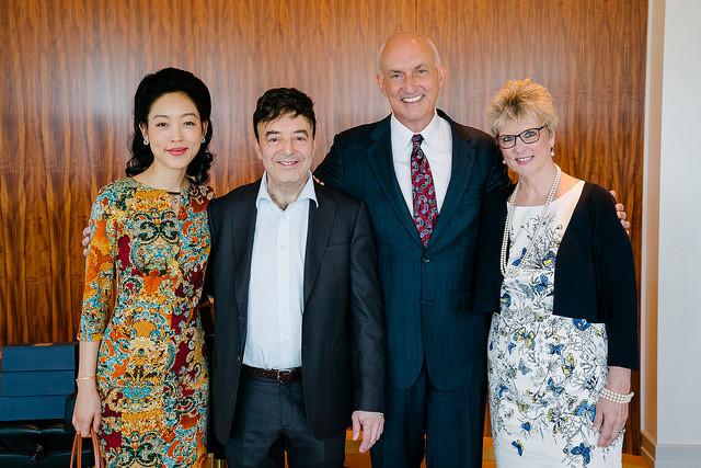 Manhattan School of Music 2018 President's Medal Award Reception