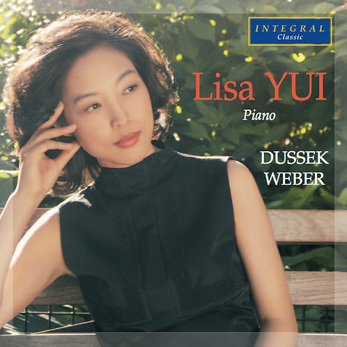 CD: Lisa Yui Plays Dussek and Weber