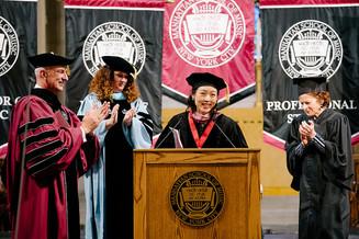 President's Award Commencement Ceremony, Manhattan School of Music