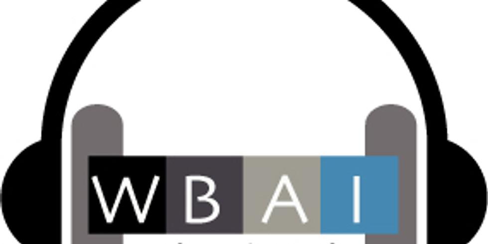 "Guest on ""Morning Irsay"" (WBAI-FM)"