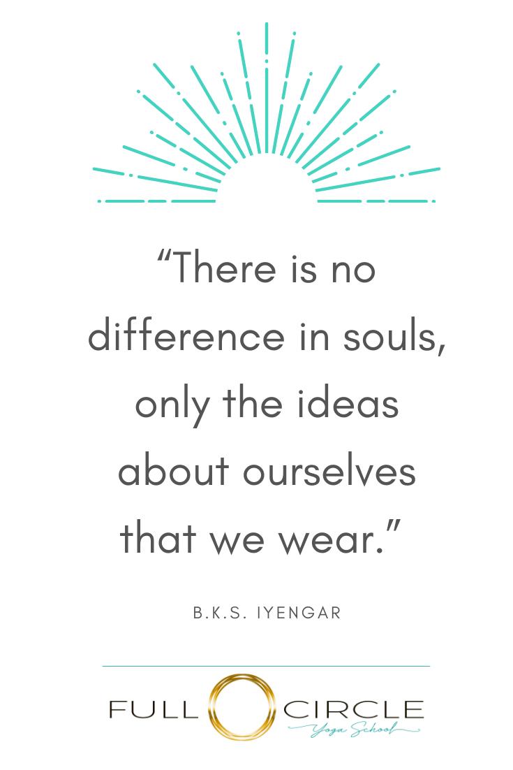 B.K.S. Iyengar Quote