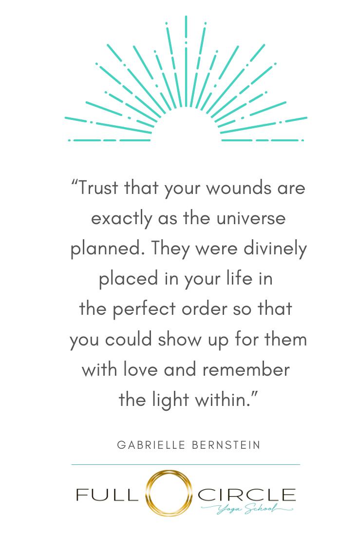 Gabrielle Bernstein Quote