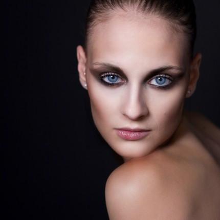 Model Portfolio Shooting mit Karen Gabriel