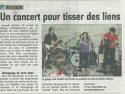 Article Est Eclair 03-05-2014