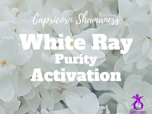 White Ray Activation