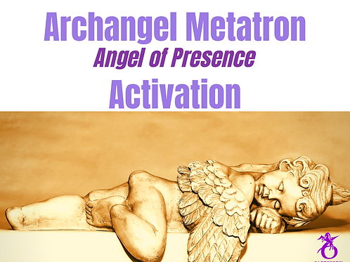 Archangel Metatron (The Angel of Presence)