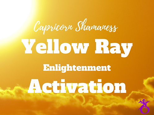 Yellow Ray (Enlightenment)