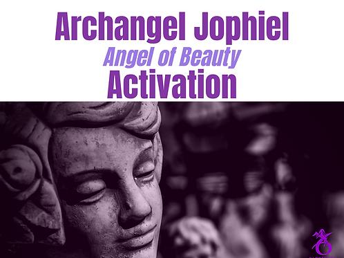 Archangel Jophiel (Angel of Beauty)